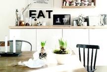 Dining room / by Motoko Sasaki