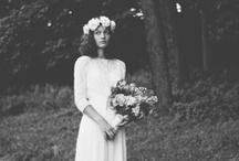 white wedding / Wedding