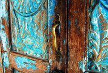 Beautiful entrances and doors