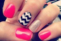 Nails! / by Michaela Kelley