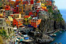 Amazing Places! / by Michaela Kelley