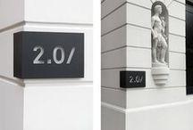 signage / Follow me... I progetti di archigrafia più belli al mondo.