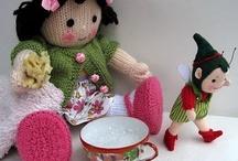 Knitting for dolls / by Carolyn Riley
