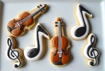 Sweet Tooth / Desserts with a musical theme!