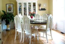 Dining rooms/areas. / Sit down & eat