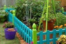 Garden! / Gardening