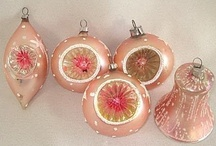 christmas ornaments / by Stacey Fox Kingston