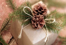 Christmas wrapping / by Stacey Fox Kingston