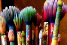 Art Supplies / by Stacey Fox Kingston