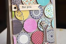 Cards - Punches, Die Cuts & Wooden Shapes