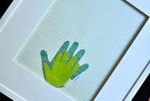 Crafts for kids / by Amanda Byington