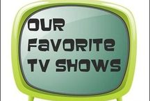 Favorite TV shows / by Robin Kohl