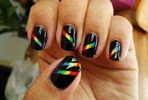 Nails and Hair / by Morgan Burchfiel
