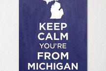 Z Michigan Travel / by Robin Kohl