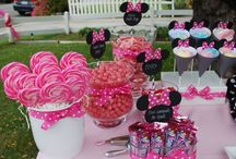 Minnie Mouse Birthday / by Brande Bogosian