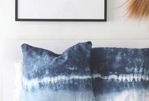 | Indigo | / Blue and white interior design ideas