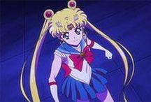 Sailor Moon-Usagi Tsukino