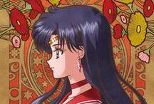 Sailor Mars-Rei Hino