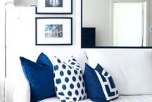 Living Room Designs by Natasha K Design / A board sharing some of the living room designs I have completed of the last few years!