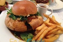 Ace Food: #burgers / Shots of some of my favourite burgers & similar snacks.