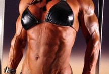 Female Bodybuilders / by I Love Female Muscle
