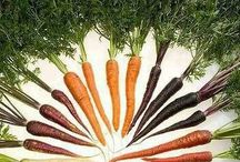 Veggie Chromatic / We're showing off our love of vegetables with these gorgeous pics from some of our favourite pinners.