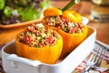 Vegetarian Holiday Recipes / Whether you're looking for meals to bring to a holiday pot luck or serve to your family, these vegetarian recipes are sure to inspire you.