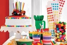 Purim Party: Rainbow Theme