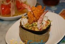 More Food: #international / Food from restaurants outside the UK.