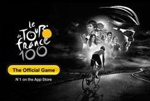 Tour de France 2013 - the official mobile game / the official mobile game of the most famous cycling race in the world (iOS, Android, Amazon)