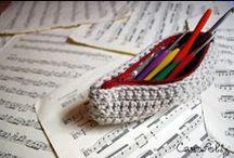 Mes créations - Crochet - / Découvrez mes créations au crochet...  http://www.carofoliz.com