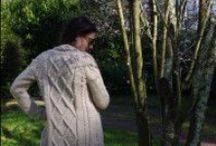 Tricot / Les petites merveilles que j'ai tricotées...  www.carofoliz.com