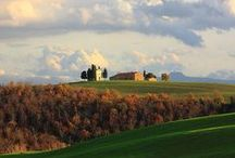 Val d'Orcia / http://www.weekendromanticotoscana.info/val-dorcia/