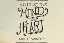 INSPIRATION | Quotes / Quotes | Inspiration | Creativity