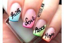 Nails I want!