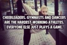 Dance, Gymnastic, & Cheer Things / Invite others who enjoy Dance, Gymnastics, & Cheer