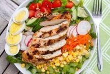 Eating the Low Carb Way / Healthy eating the Paleo way...