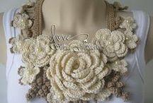 crochet borse/cappelli/collane