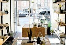 IMAKIN | Store Inspiration / Mijn droom: een IMAKIN winkel! Waar je de mooiste materialen kunt vinden en aan de grote tafel in de winkel meteen creatief aan de slag kunt. Hoe zou die IMAKIN winkel eruit zien?