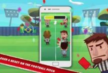 Soccer Bite / funny game made within a weekend after a famous incident with the biting soccer player (iOS, Android)