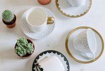 DIY | Tableware / DIY / Do  It Yourself Tableware