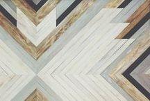 MATERIAL | Wood / wood