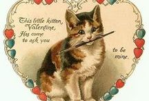 Cat Valentine cards