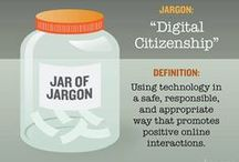 Digital Citizenship & Cyberbullying / Cyberbullying and social media resources for teaching in elementary level