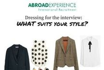 Women - Interview Outfits / This one's for the ladies! Find some inspiration for your job interview  outfit.