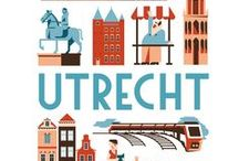 Experience Utrecht / What to see and do if you're working in #Utrecht!
