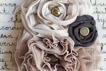 DIY | flowers / by Lori A. Seals