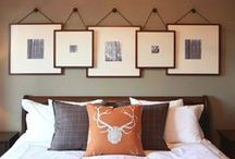 HOME | bedroom / by Lori A. Seals
