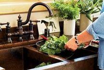 HOME | kitchen / by Lori A. Seals