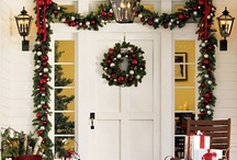 Winter/Christmas Ideas / Christmas and winter decorating ideas for your home. 'Tis the season!
